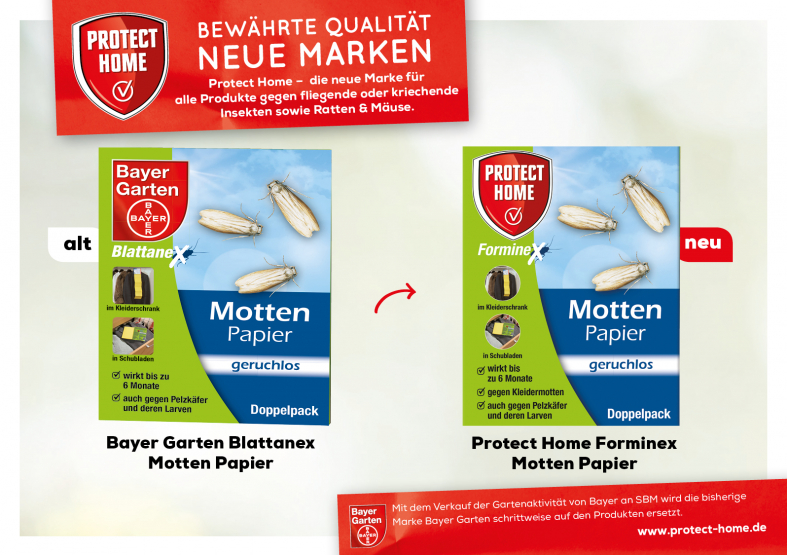 Protect Home Mottenpapier Protect